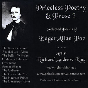 Priceless Poetry & Prose 2: Selected Poems of Edga