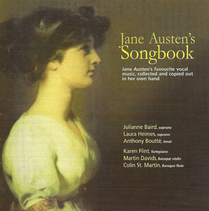Jane Austen's Songbook /  Various