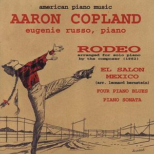 Copland, A. : El Salon Mexico