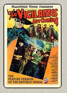 Vigilantes Are Coming (1936)