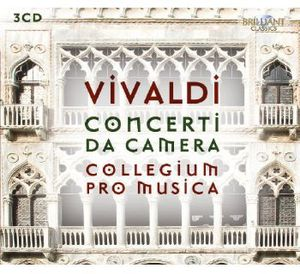 Complete Chamber Concertos