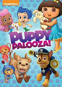 Nickelodeon Favorites: Puppy Palooza