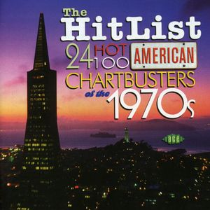 Hit List-24 100 Americ Chartbust 70s /  Various [Import]