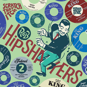 R&B Hipshakers 2: Scratch That Itch /  Various