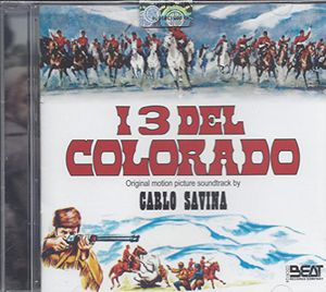 I Tre Del Colorado (Original Soundtrack) [Import]