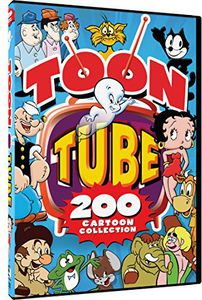 Toon Tube: 200 Classic Cartoon Collection