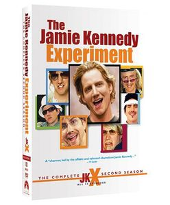 Jamie Kennedy Experiment: The Complete Second Season