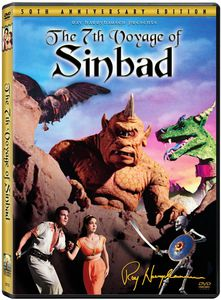 Seventh Voyage of Sinbad (1958)