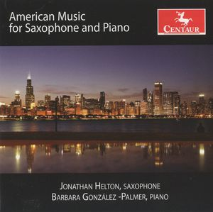 American Music for Saxophone & Piano