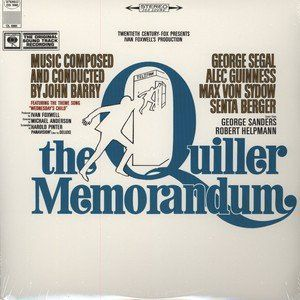 Quiller Memorandum (Original Soundtrack)