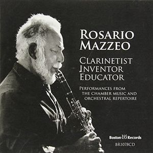 Clarinet Performances By Rosario Mazzeo