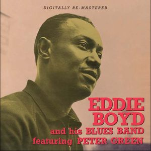 Eddie Boyd & His Blues Band [Import]