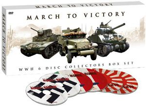 March to Victory Choc Box