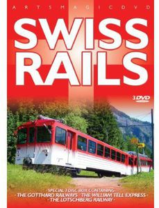 Swiss Rails /  Various