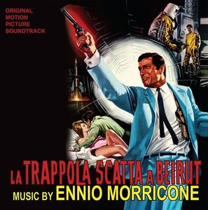 Trappola Scatta a Beirut (Original Soundtrack)