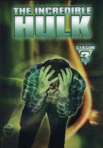 Incredible Hulk: The Complete Third Season