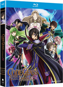 Code Geass: Lelouch Of The Rebellion R2 Season Two