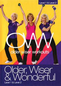 Older Wiser & Wonderful: Level 1 & 2 with Sue