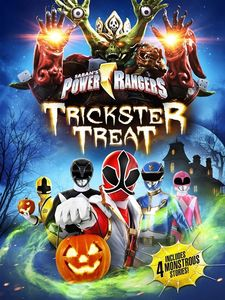 Power Rangers Super Megaforce Trickster Treat
