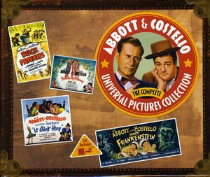 Abbott & Costello: Comp Universal Pictures Coll