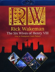Six Wives of Henry Viii: Live at Hampton Court
