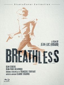 Breathless (Studio Canal Collection) (1959)