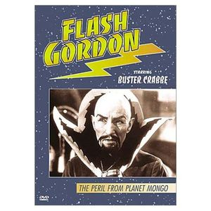 Flash Gordon-Peril from Planet Mongo