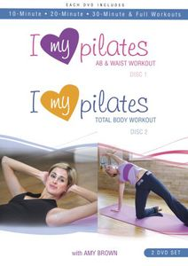 I Love My Body: Pilates 1 /  Pilates 2