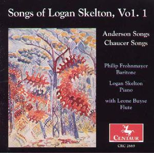Songs 1: Anderson & Chaucer Songs