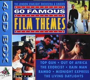 60 Famous Film Themes [Import]