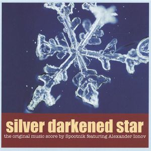 Silver Darkened Star