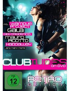 Clubtunes on DVD-The Retro E /  Various