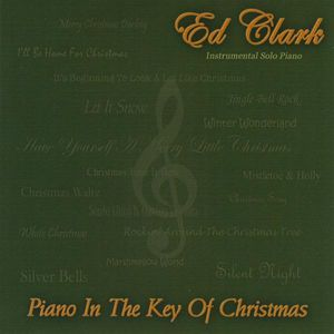 Piano in the Key of Christmas