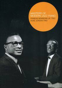 Masters of Modern Jazz Piano [Import]