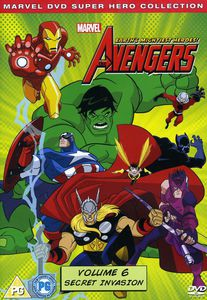 Vol. 6-Avengers-Earth's Mightiest Heroes