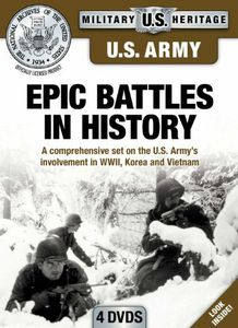 U.S. Army: Epic Battles in History [Import]