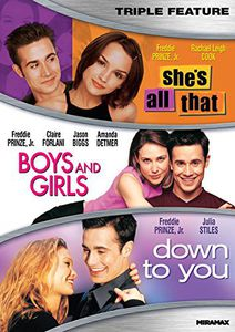 Freddie Prinze JR. Triple Feature