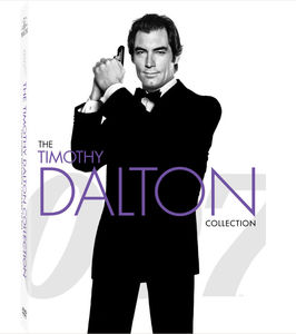 James Bond: The Timothy Dalton Collection