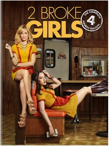 2 Broke Girls: The Complete Fourth Season