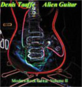 Modern Rock Guitar: Alien Guitar 2