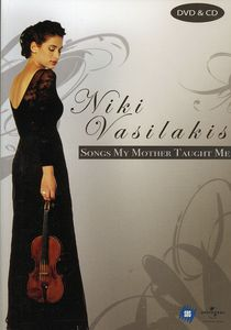 Niki Vasilakis-Songs My Mother Taught Me