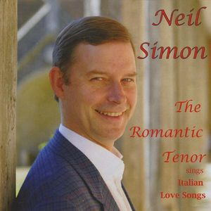 Romantic Tenor Sings Italian Love Songs
