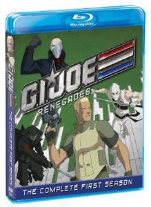 Gi Joe Renegades: Season 1