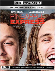 The Pineapple Express [4K Ultra HD + Blu-ray]