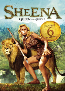 Sheena Queen Of Of The Jungle