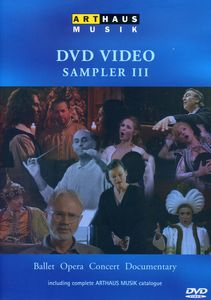DVD Video Sampler 3 /  Various