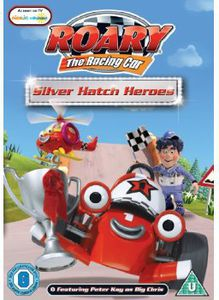 Roary the Racing Car the Silver Hatch Heroes