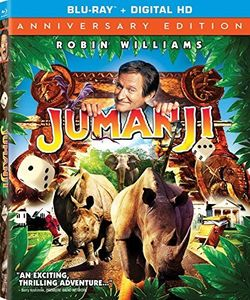 Jumanji 20th Anniversary Edition
