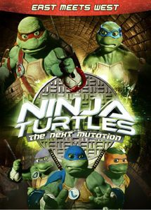 Ninja Turtles: The Next Mutation East Meets West