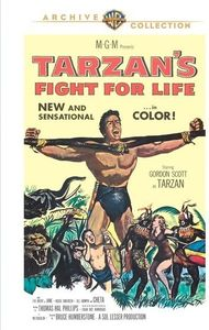 Tarzans Fight for Life